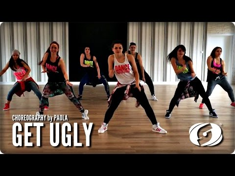 GET UGLY - Salsation® Choreography by Paola