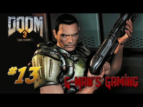 G-Man's Gaming - Doom 3: BFG Edition Part 13 - Delta Labs  
