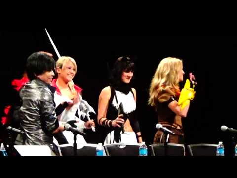 RTX 2014: RWBY Panel - Introduction of...