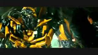 OFFICIAL Movie Clip - Transformers 2 / Linkin Park / New Divide Instrumental