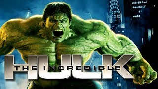 Incredible Hulk -- Movie Review #JPMN