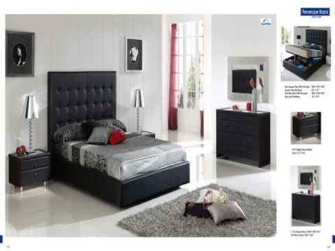 valencia mirrored bedroom furniture