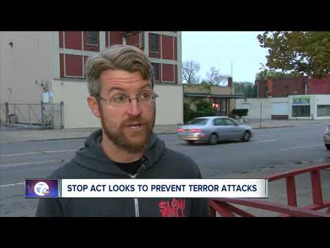 STOP Act to prevent violent vehicle attacks