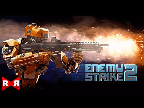 Enemy Strike 2 (By Killer Bean Studios) - IOS / Android - Gameplay Video