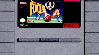 CGR Undertow - SUPER PLAY ACTION FOOTBALL review for Super Nintendo