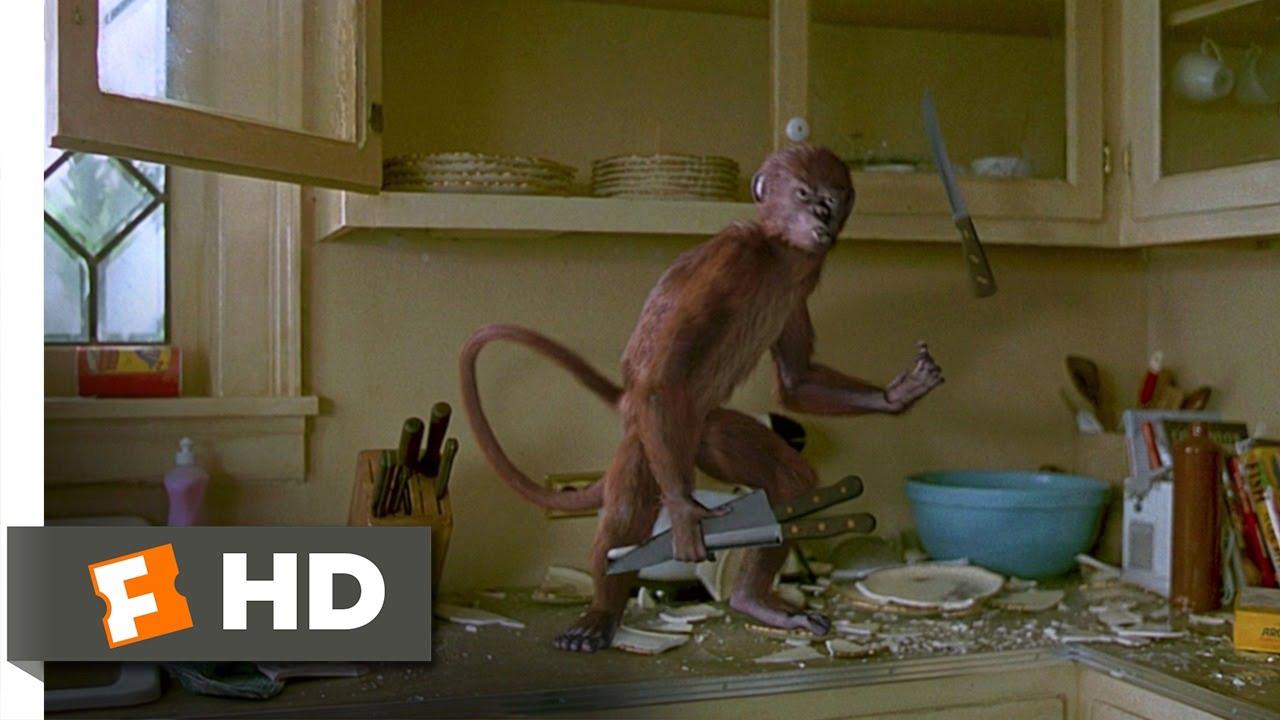 Jumanji 18 Movie Clip Wasps And Monkeys 1995 Hd
