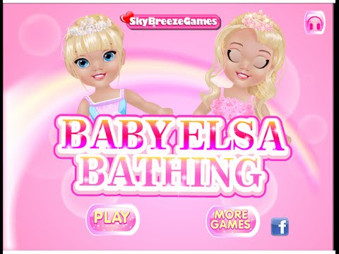 baby video games virtual bathing game online baby games youtube. Black Bedroom Furniture Sets. Home Design Ideas