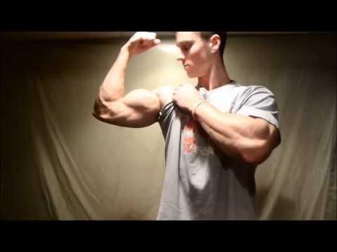 Mike C: Teen Bodybuilder, Strength Athlete and Modelиз YouTube · Длительность: 4 мин50 с