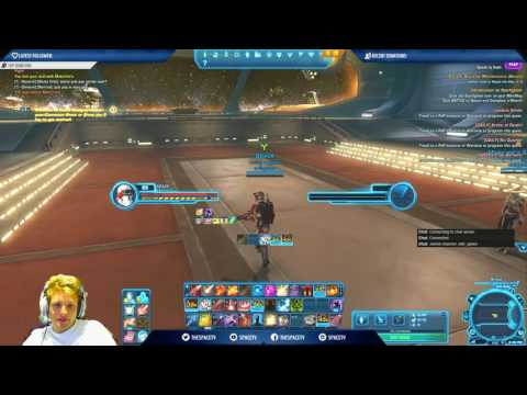 "SWTOR PvP duels ""The trials of Plasmatech"" with the Sandwich Warrior"