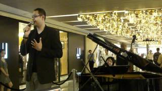 Beautiful Girls /Stand By Me (Sean Kingston /Ben E King) by Hazrul Nizam @ Paragon (22 Nov 10) (HD)