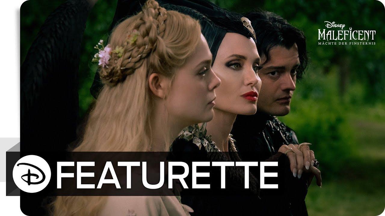 MALEFICENT: MÄCHTE DER FINSTERNIS – Featurette: Rückkehr der Moore   Disney HD