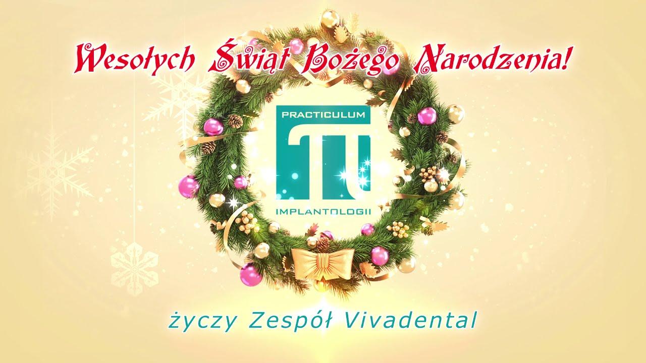 Instytut Vivadental na Święta Bożego Narodzenia 2020