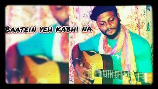 Gambar cover Baatein Ye Kabhi Na | Cover | Khamoshiyan | Julius Mascarenhas | Arijit Singh
