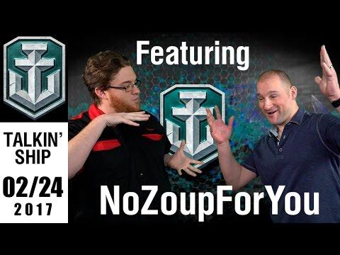 Talkin' Ship - A wild Zoup appears!