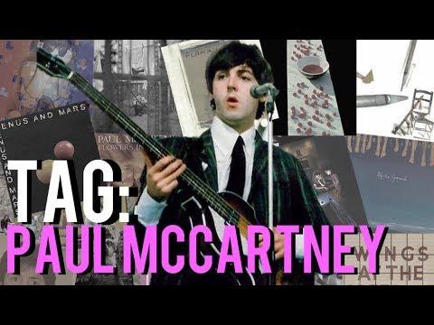 EL TAG DE LAS CANCIONES DE PAUL McCARTNEY