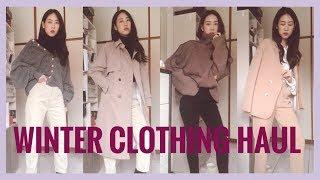 冬季服飾分享try-on haul(淘寶試穿)