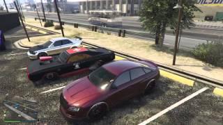 GTA V - Big Online Tuning Meet