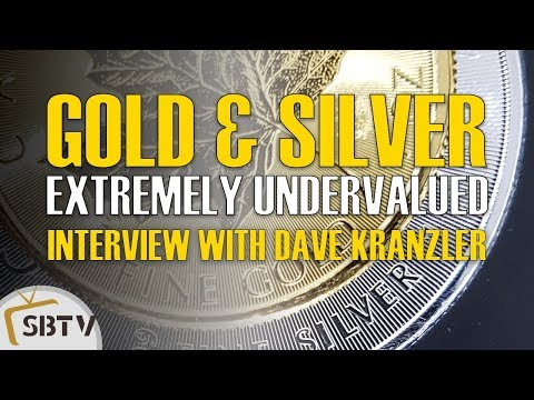 Dave Kranzler - Gold & Silver Are Extremely Undervalued, Hold Bullion & Mining Stocks