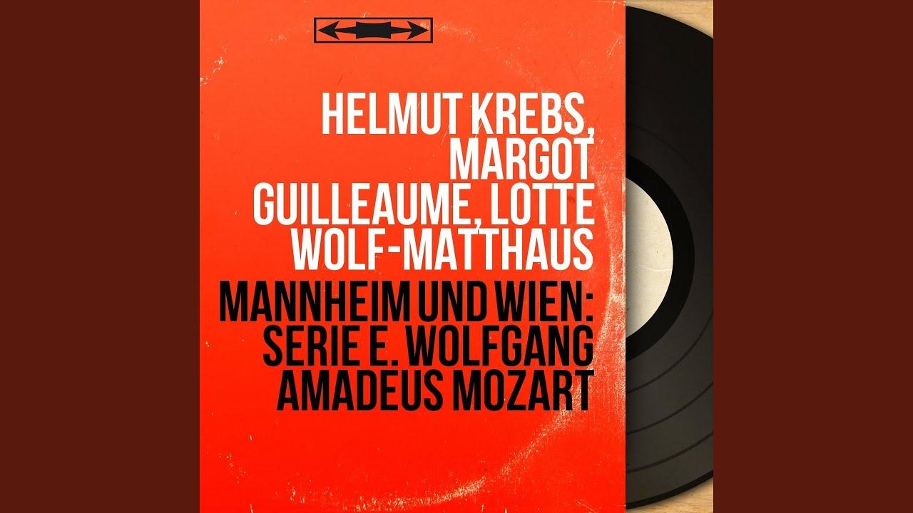 """Warnung, K. 433 """"Männer suchen stets zu naschen"""" (Arranged for Voice and Piano)"""