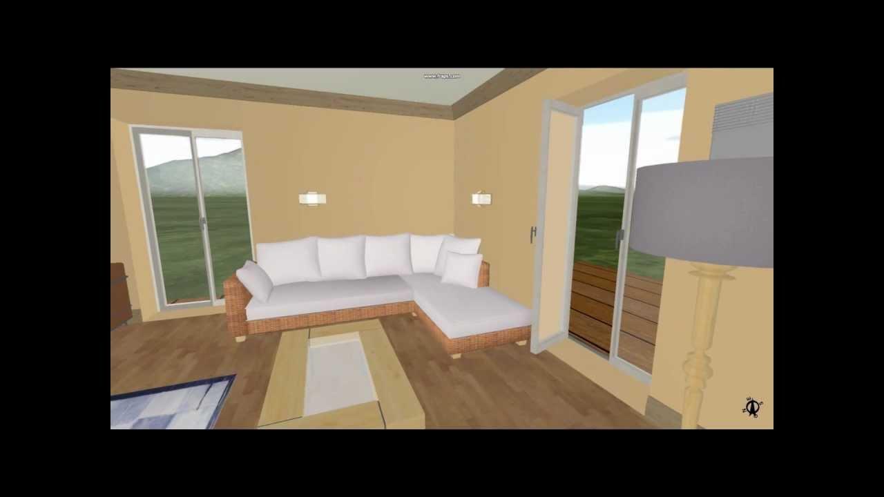 amenagement interieur d 39 un container container am nag en bulle de vente bourges vente et location. Black Bedroom Furniture Sets. Home Design Ideas