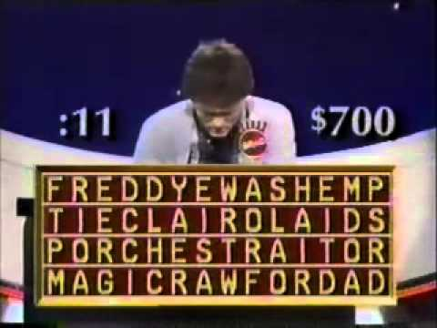 Now You See It 1989  Brad plays for $50,000