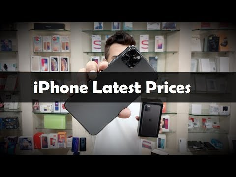IPhone Prices In Pakistan,iPhone 11,iPhone 11 Pro,iPhone 11 Pro Max