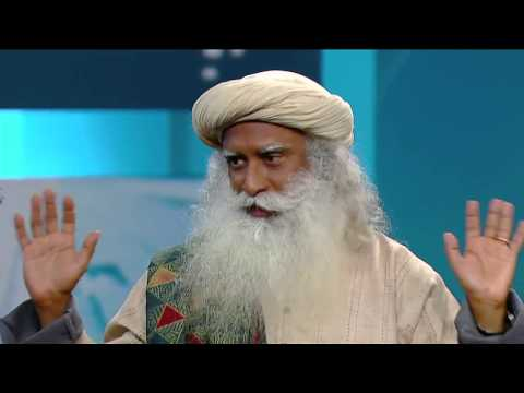 Sadhguru on George Stroumboulopoulos Tonight: INTERVIEW