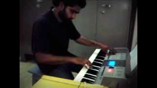 Haule Haule Piano Cover By Adithya