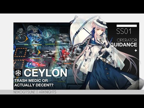 Is Ceylon a trash medic or actually decent? [Updated Ceylon guide from the simp]