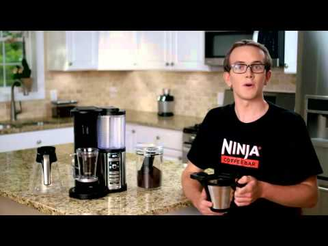 Ninja Coffee Bar - How to Clean