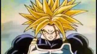 DBZ: Trunks- You're Gunna Go Far Kid