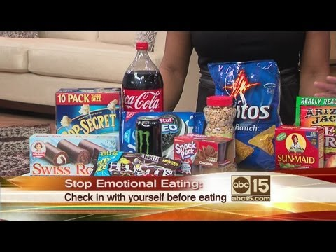 Counselor, author Elisabeth Davies on 5 tips to manage emotional eating