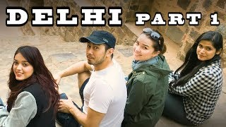 THAT TIME JABY WENT TO DELHI | vlog #25