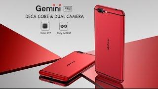 Ulefone Gemini Pro - Imaginative Design Via Fine Craftsmanship