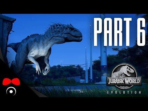 VELKÝ PŘESUN!   Jurassic World: Evolution #6