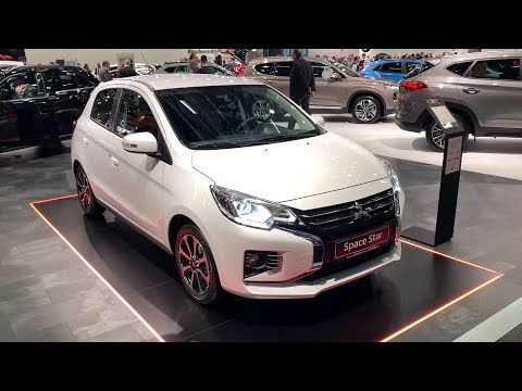 New MITSUBISHI SPACE STAR (Mirage) 2020 - First Look & REVIEW (Invite Package)