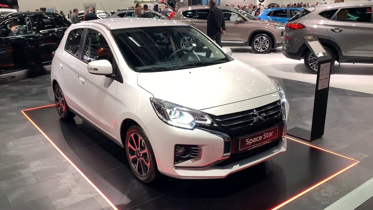 New Mitsubishi Space Star Mirage 2020 First Look Review Invite Package Youtube