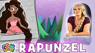 Rapunzel 👑💇♀️FULL STORY! Story Time With Ms. Booksy | Cool School Compilation