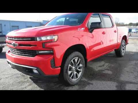 New 2019 Chevrolet Silverado 1500 Gainesville Atlanta, GA #21664