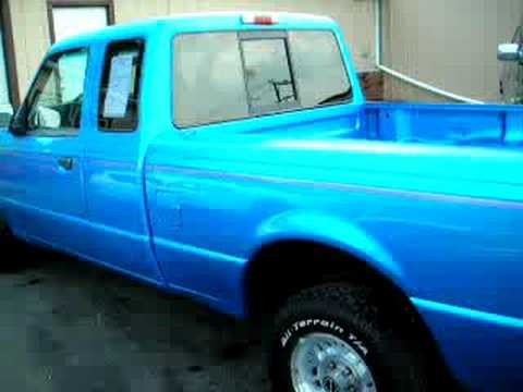 1994 ford ranger owners manual