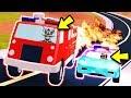 FIRETRUCK VS BUGATTI *SPEED TEST*!! NEW SECRET BEST CAR!? | Roblox Jailbreak New Update