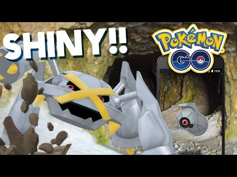 VIENE METAGROSS SHINY A POKEMON GO!!   793 thumbnail