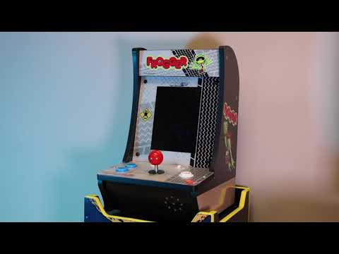 Arcade1up Countercade Stand from Tulsa Arcades