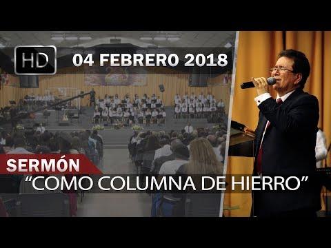 Como columna de hierro   Sermones Menap [HD]