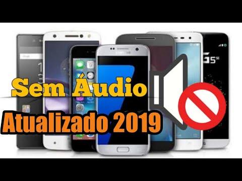 RESOLVIDO Celular Não Sai áudio 2. 2019