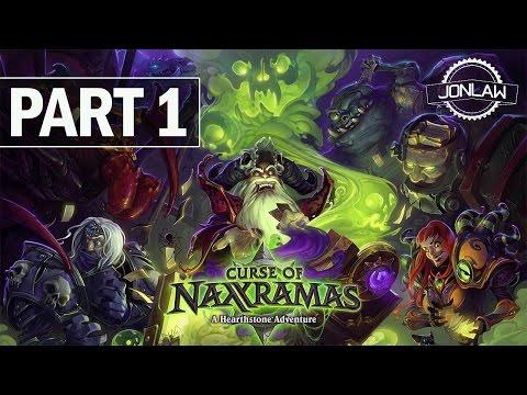 Hearthstone Naxxramus Gameplay