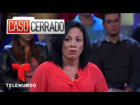Hijastros Del Demonio 🙅😇🙄 | Caso Cerrado | Telemundo