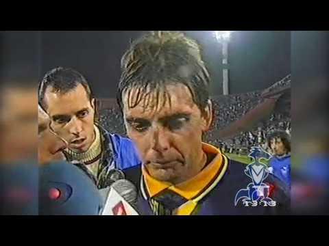 TN DEPORTIVO   Velez 5 Vs Boca 1   Clausura 1996   Fecha 13