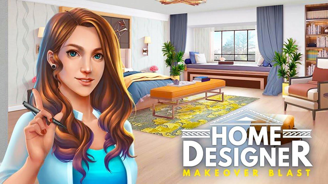 Home designer blast match android gameplay ᴴᴰ