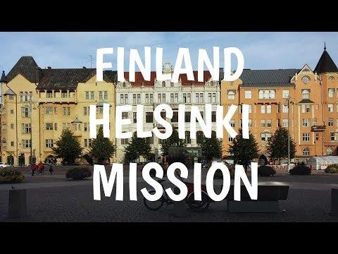 Finland Helsinki Mission